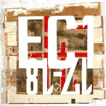 AP Ec 1:17-18, 2015, tecnica mista, cartone su tavole assemblate, cm 117x118