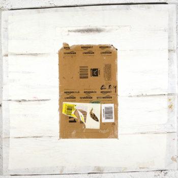 AP Ec 3:21, 2013-2015, tecnica mista, cartone su tavole assemblate, cm 67x70